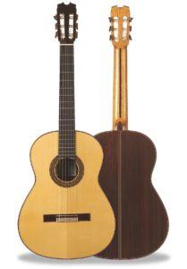 Guitarra clásica CC 38 | Felipe Conde, luthier